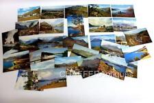 Vintage Collection of 31 J. Arthur Dixon Postcards of Scotland & Highlands