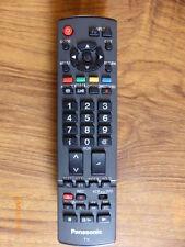 original panasonic eur7651110 tv remote für th-37pv7p/f, tx-26lmd7fa und mehr