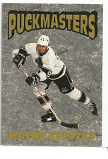 WAYNE GRETZKY PROMO NOVELTY NHL HOCKEY CARD