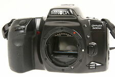 Minolta Dynax 500si, analoges SLR-Gehäuse #02515728