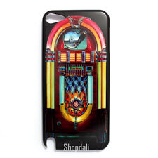 Jukebox Hard Back Case Cover Skin for Apple iPod Touch 5 Gen 5th Generation 5G