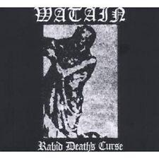 "WATAIN ""RABID DEATH`S CURSE"" CD REMASTERED NEW"
