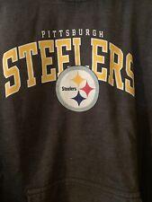 NFL Pittsburgh Steelers Youth Sweatshirt Size 18 Hoodie Team Apparel