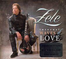 ZELE CD INTERNAL WAVES OF LOVE Sead Lipovaca Croatia Best Hit Gitarist Bosna NEU