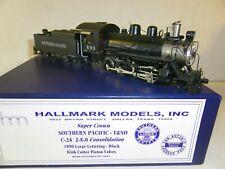 HALLMARK BRASS SUPER CROWN SP/T&NO C-24 2-8-0