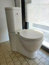 Vaso WC Galassia Monoblocco con Cassetta e Seggetta Vitreous China C6
