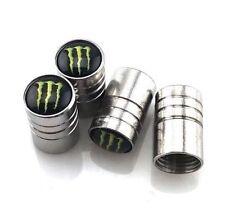 Monster Energy Ventilkappen Käppchen Neu Metall JDM