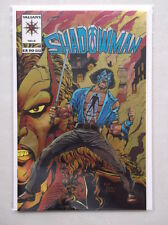 Shadowman (1992-1995) #0 NM Origin issue, 1st Anton Quigley (Chromium Variant)
