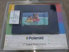 "New Polaroid Simplicity 7"" Digital Picture Frame w/Remote Control CPA-00711S"