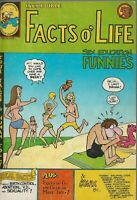 Rip Off Press Facts O' Life Sex Education Funnies Lora Fountain Freak Brothers