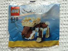 LEGO Creator 30027 Reindeer Christmas polybag (2011) - BRAND NEW