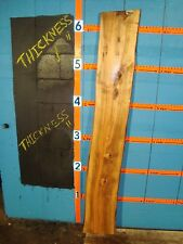 "#7602 spalted maple maple Slab wood lumber 75""L 11 1/2""W 1""T"