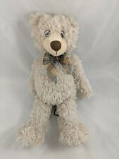 "First & Main Tan Teddy Bear Plush 15"" Stuffed Animal"