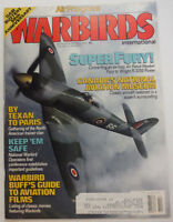 Airprogress Warbirds Magazine Canada's National Museum October 1993 050515R