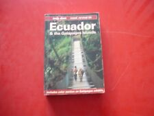ECUADOR & THE GALAPAGOS ISLAND-LONELY PLANET-1997-IN INGLESE
