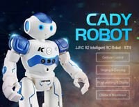 JJRC R2 CADY WIDA Smart RC Robot RTR IR Remote Control Dancing / Gesture Control
