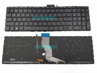 New HP Pavilion 15-AB121DX 15-AB125NR 15-AB153NR Keyboard US Backlit