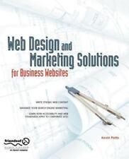 Web Design and Marketing Solutions for Business Websites (Paperback or Softback)