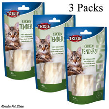 Cat Treat PREMIO 100% Chicken Tenders individually wrapped rich in protein 42735