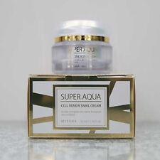 Missha Super Aqua Cell Renew Snail Slime Extract Cream Wrinkle Repair_52ml *NEW