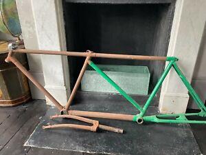 Vintage Tandem Bike Frame 1930-1950 eroica