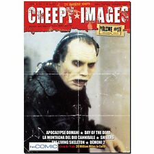 Creepy image volume 13 Horror and exploitation Memorabilia magazine 70er NEUF