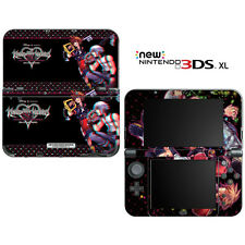 Kingdom Hearts 3D Dream Drop Distance for New Nintendo 3DS XL Skin Decal Cover