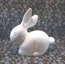 Cottontail Bunny (R) Ceramic Bisque Ready to Paint