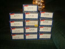 HO ROUNDHOUSE GATX TANKER LOT OF 13 IND # CARS.