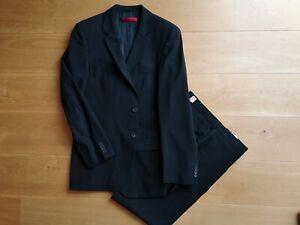 Hugo Boss Anzug Gr.48, schwarz, regular Fit, 6028590