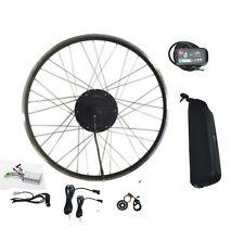 Kit trasformazione Conversione Bici Prokit 6000 + Batteria ruota 28/700 Post.