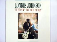 Steppin' On The Blues - Lonnie Johnson (CD wie neu/like new)