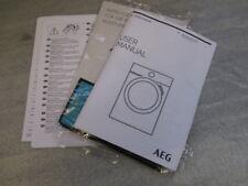 Aeg Santo Kühlschrank Anleitung Deutsch : Waschmaschinen & trockner zubehör & ersatzteile ebay