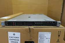 HP Proliant DL320e GEN8 675598-B21 E3-1240v2 8 GB 1u Rack Mount Server