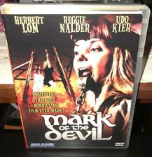 Mark of the Devil (DVD, 2004)