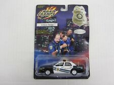 1:43 scale Road Champs Cruiser Series New Brighton Police Car  Diecast