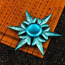 Hand Spinner Finger Fidget Metal Alloy Bearing Gyro Kids Adult Desk Focus Toy