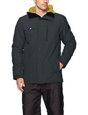 Quiksilver Men's Mission Solid Snow Jacket  - Size XXL RRP$299 10k