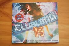 Clubland 14 3 Disc Special including clubland 2 cd and Live CD Special MINT CDs