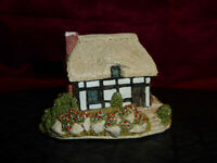 LILLIPUT LANE Riverview Miniature Masterpieces, Handmade Cumbria, Model Ornament