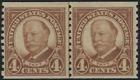 US Stamps - Scott # 687 - Joint Line Pair - MNH                          (H-772)