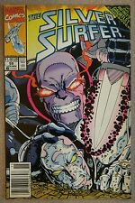 **Silver Surfer #59** INFINITY GAUNTLET!! GUARDIANS! MOVIE! SURFER Vs. THANOS!!