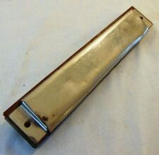 Vintage Tombo Harmonica Japanese Musical Instrument Music 21 Holes Made in Japan