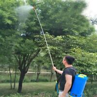2.6m Paint Spray Pipe Tip Extension Sprayer Extension Pole for Outdoor Garden