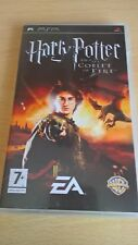 Harry Potter and the Goblet of Fire (Sony PSP, 2005) - with manual