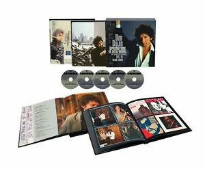 BOB DYLAN - Springtime In New York - Bootleg Series #16 - Deluxe 5 CD
