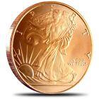 1 oz Copper Round - Walking Liberty