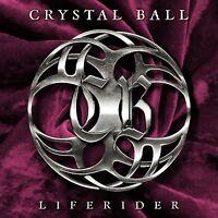 CRYSTAL BALL - LIFERIDER (LTD.DIGIPAK)  CD NEW+