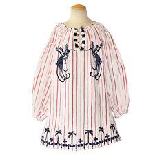 Scotch Soda Girls Hummingbird Back to School Dress Size 12 Nwt
