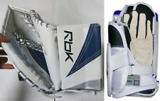 Reebok Premiere Series 6k JR Goalie Catcher/Blocker Set (RH Catcher/LH Blocker)